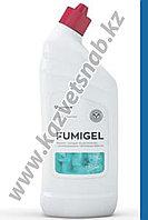 Гелеобразное щелочное средство для мойки «CleanBox Fumigel»