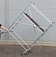 Вышка-тура СИБИН алюминиевая, 3 метра, фото 3