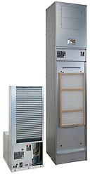 Тепловые насосы вертикальные Tranquility (TSM)