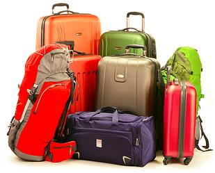 Чемоданы, сумки и рюкзаки