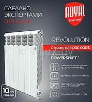 Радиаторы отопления алюминиевый Royal Thermo Revolution 350/80 AL