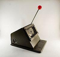 Вырубка для визиток 90х55 мм ( прямоугольные углы)