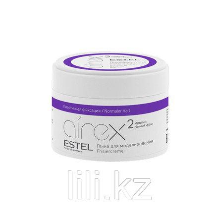 Глина для моделирования с матовым эффектом Estel AIREX (Артикул: ACL) 65 мл.