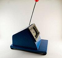 Вырубка для визиток ПВХ 50х90 мм (прямоугольные углы)