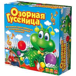 Настольная интерактивная игра Озорная гусеница