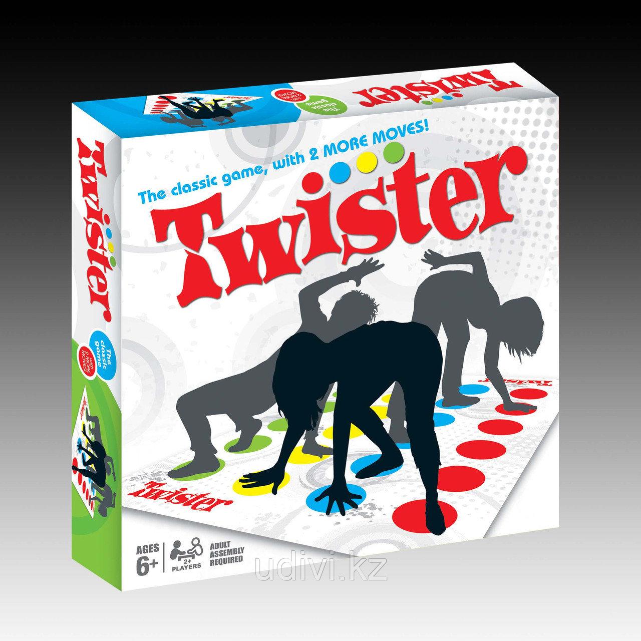 Напольная игра Twister 2