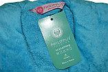 Мужской халат велюр-махра с воротником шалька, фото 3