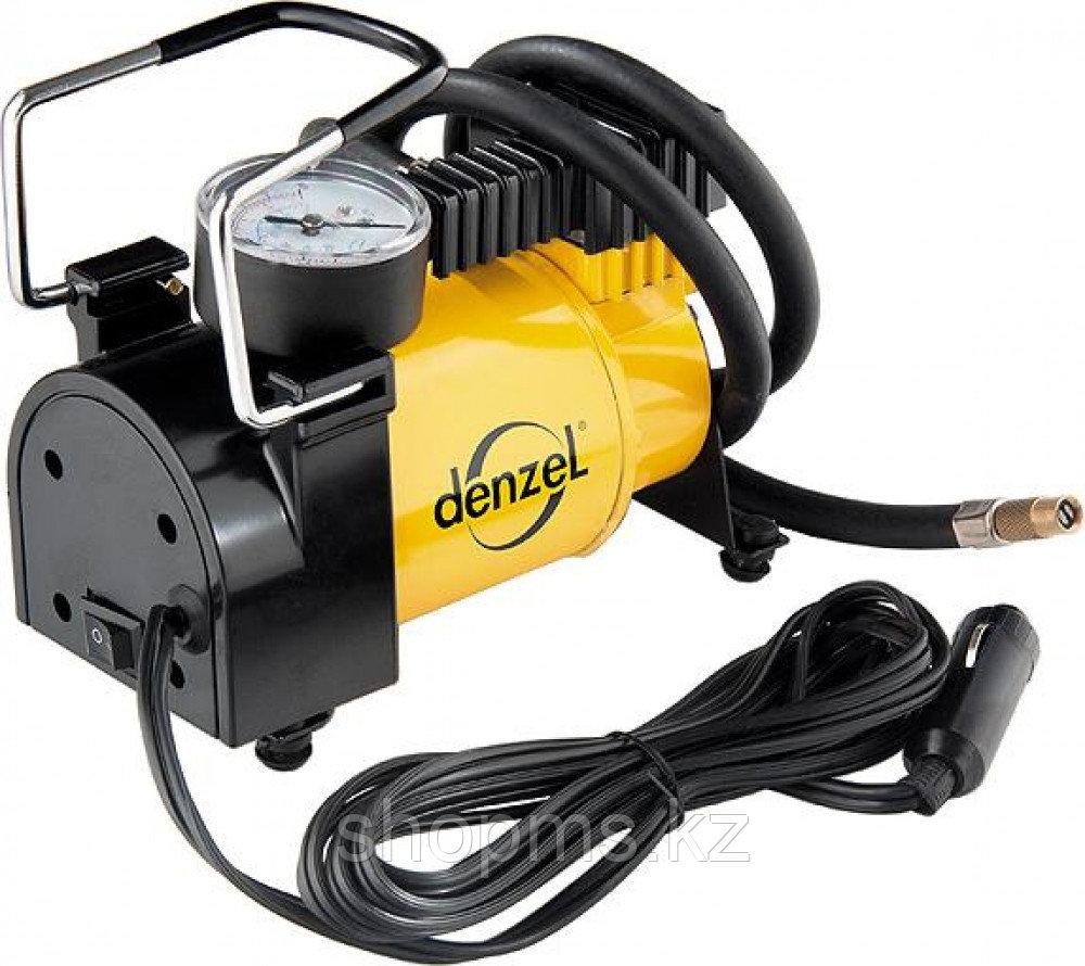 Компрессор автомобильный DС-20, 12 В, 10 атм., 35 л/мин // Denzel
