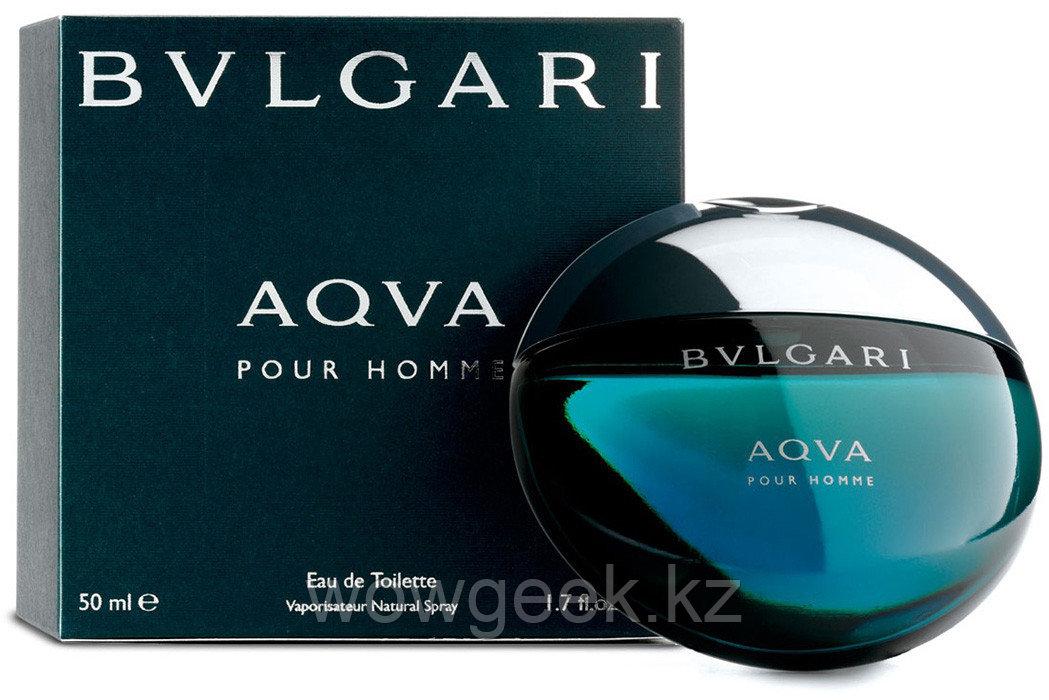 Bvlgari Aqua for Men Туалетная вода
