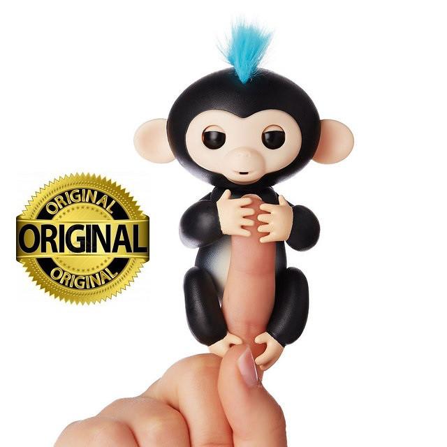 Fingerlings - Интерактивная ручная обезьянка Финн