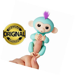 Fingerlings - Интерактивная ручная обезьянка Зои