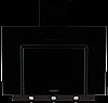 Вытяжка  KUPPERSBERG F 960 черное стекло/короб черная эмаль