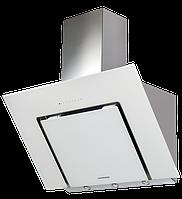 Вытяжка  KUPPERSBERG F 960 W белое стекло/короб нержавеющая сталь
