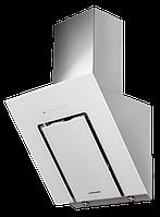 Вытяжка  KUPPERSBERG F 660 W белое стекло/короб нержавеющая сталь