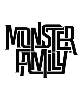 Monster family / Семейки монстров