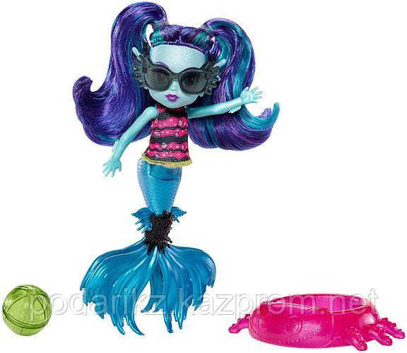 Кукла Монстр Хай Ebbie Blue (сестра Лагуны Блю)