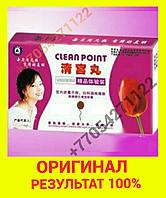 Тампоны Clean Point ( Тюльпан), ( для очистки и лечения матки)шт