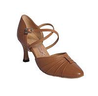 Туфли для бальных танцев латина кажа Dancemaster арт.0733