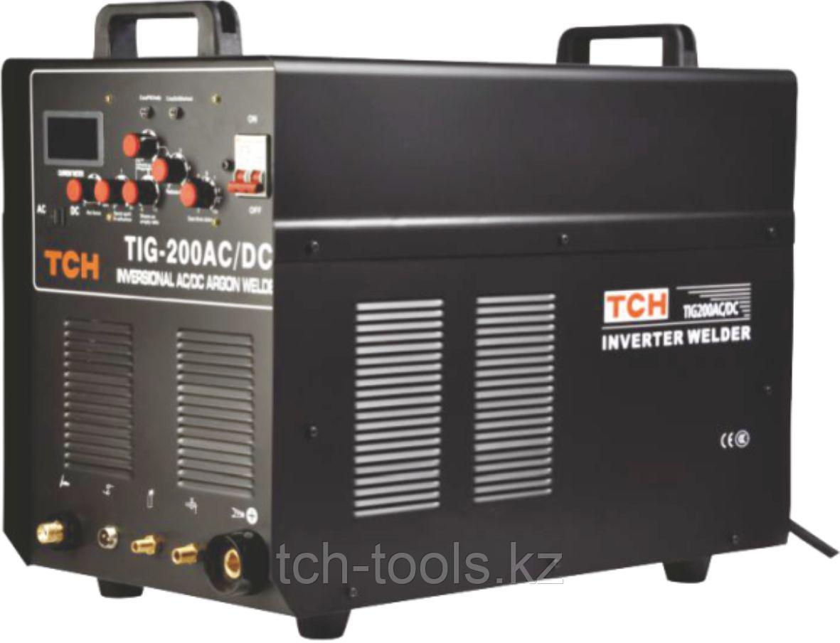Сварочный аппарат TIG200 AC/DC