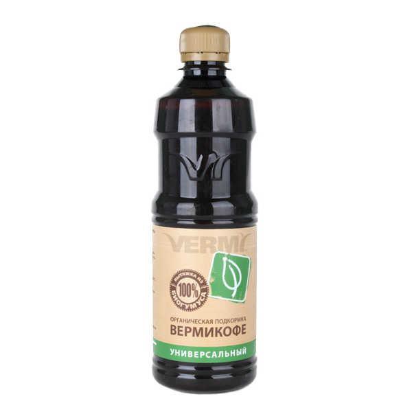 Подкормка органическая Вермикофе универсальный 0,5 л