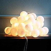 Гирлянда светодиодная шарики 3 м, фото 1