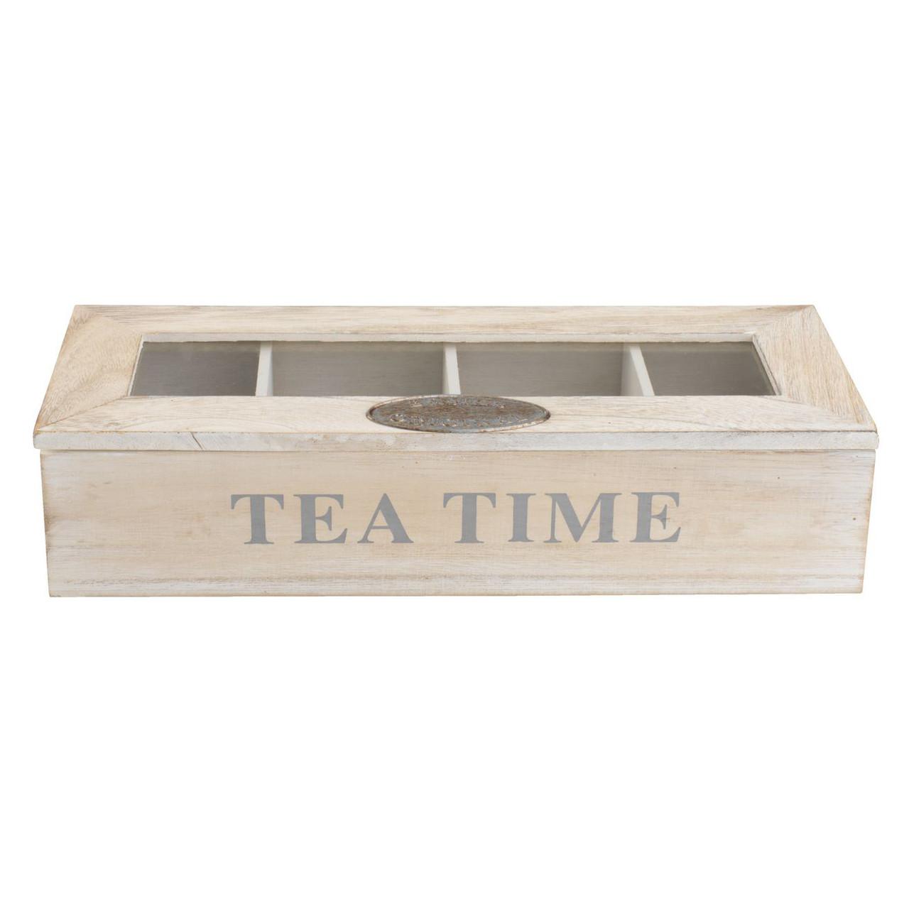 Коробочка для чая KASPER