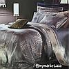 Жаккардовый двухспальный комплект