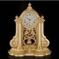 Часы настольные с маятником 'Аристократ'