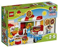 Lego Игрушка Дупло Пиццерия, фото 1