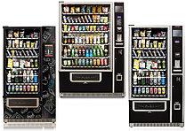 Торговые снековые автоматы