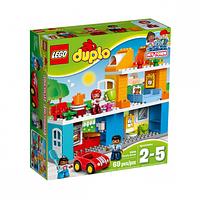 Lego  Дупло Семейный дом, фото 1