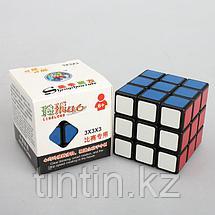 Кубик Рубика 3х3 от ShengShou 46mm (mini Aurora) LingLong, фото 3