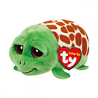 Мягкая игрушка Teeny Tys Черепаха CRUISER зеленая (11 см), фото 1