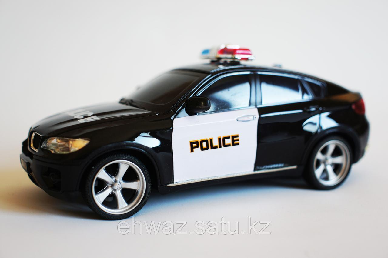 """Радиоуправляемая машинка """"Полиция"""" 1:18"""