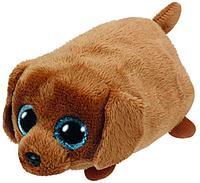 Мягкая игрушка Teeny Tys Щенок Spangle (коричневый) 10 см, фото 1