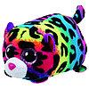 Мягкая игрушка Teeny Tys Леопард Jelly (цветной) 10 см