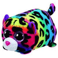 Мягкая игрушка Teeny Tys Леопард Jelly (цветной) 10 см , фото 1