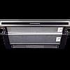 Вытяжка  KUPPERSBERG SLIMLUX II 60 XFG нержавеющая сталь/ черное стекло