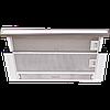 Вытяжка  KUPPERSBERG SLIMLUX II 60 ВFG нержавеющая сталь/ белое стекло
