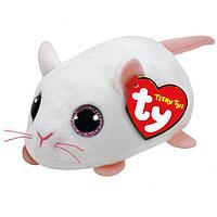 Мягкая игрушка Teeny Tys Мышка Anna (белая) 10 см, фото 1