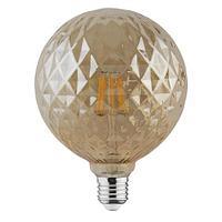 Винтажная светодиодная лампа twist 6 ватт E27