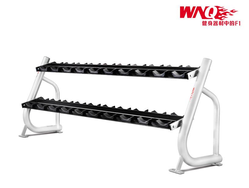 Стойка для гантелей WNQ-A84 на 10 пар (состояние витринное)
