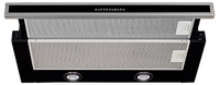 Вытяжка  KUPPERSBERG SLIMLUX II 60 ХGL нержавеющая сталь/черное стекло