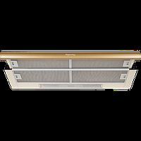 Вытяжка  KUPPERSBERG SLIMLUX II 90 Bronze бежевый/отделка цвета бронзы