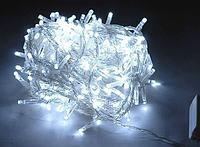 Гирлянда 8 метров 68 ламп белая