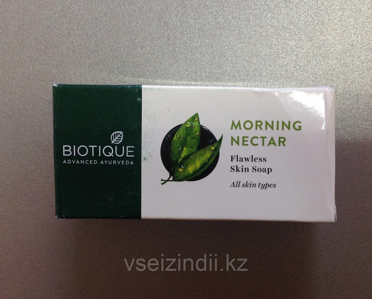 Мыло Утренний Нектар, Биотик (Bio Morning Nectar, Biotique) 150 гр