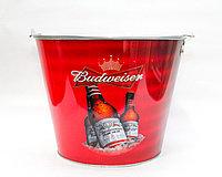 """Ведро для пива,""""Budweiser"""" 20 см"""