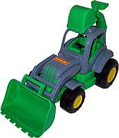 """Крепыш"", трактор-экскаватор"