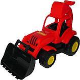 """""""Крепыш"""", трактор-экскаватор, фото 3"""