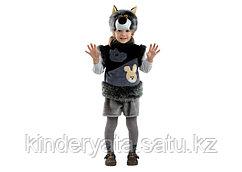 Карнавальный костюм  Волк Зубастик